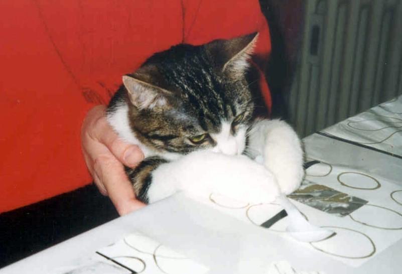 2002-02_Anji_beim_Frühstück_1