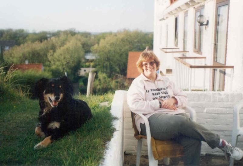 05/97 - Urlaub in Zoutelande (NL)