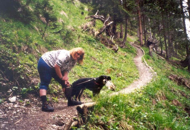 06/98 - Bergtour in Berwang (A)