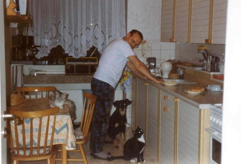 09/98 - Fütterungszeit
