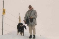 02/97 - auf dem Pitztaler Gletcher (3440 m)