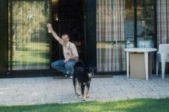09/97 - im Ferienhaus in Burg Haamstede (NL)