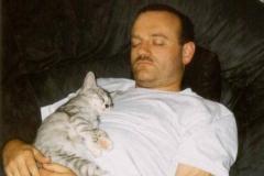 1998-07 klein Kimi bei Holger